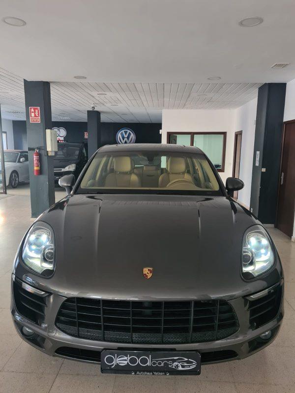 Porsche Macan S 3.0 D 258 CV